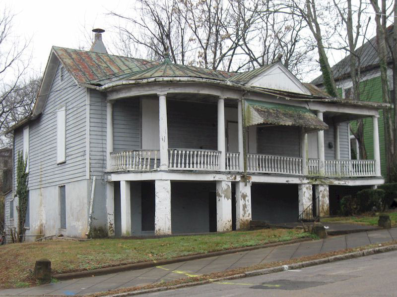 The Stovall-Lumpkin House