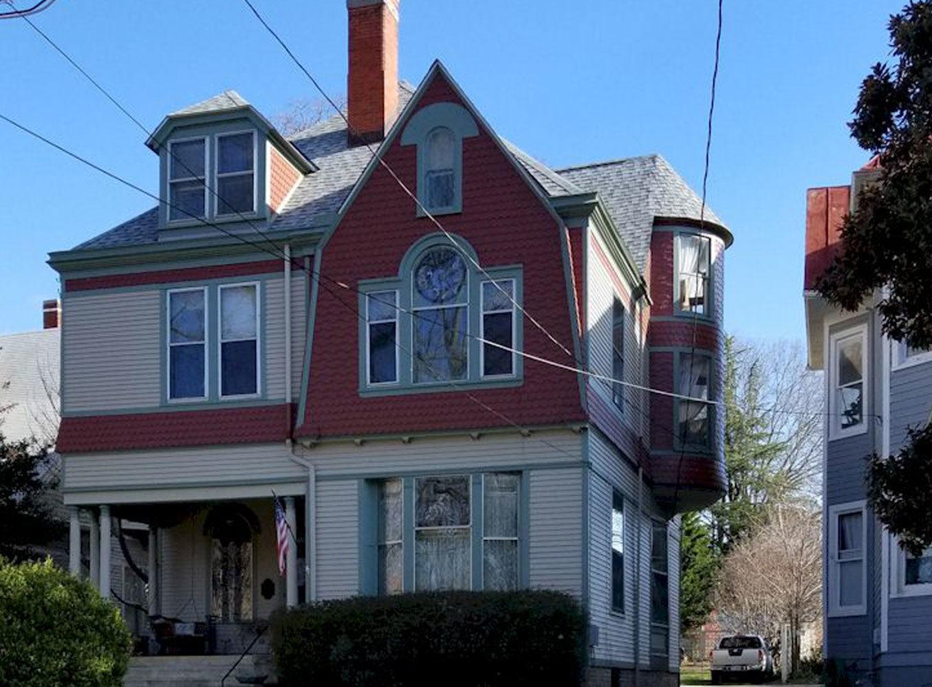 The Judkins House