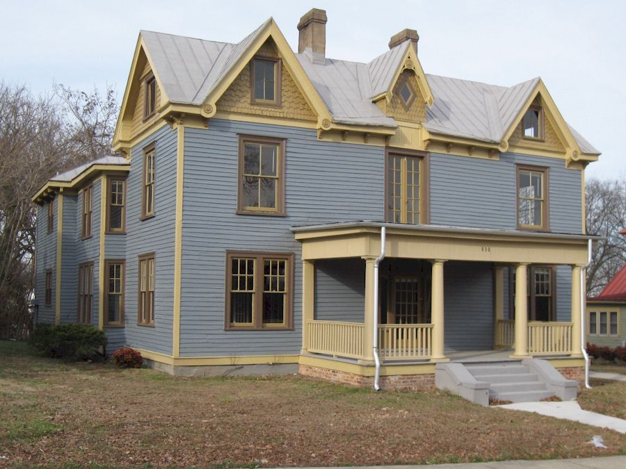 The Crumpton House
