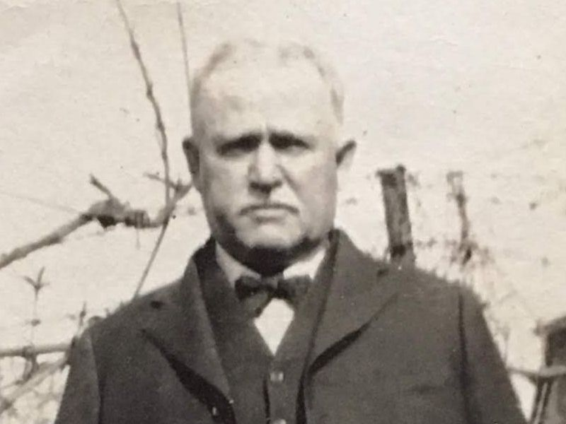 "Montilla ""Monk"" Clark, Railroad Man"