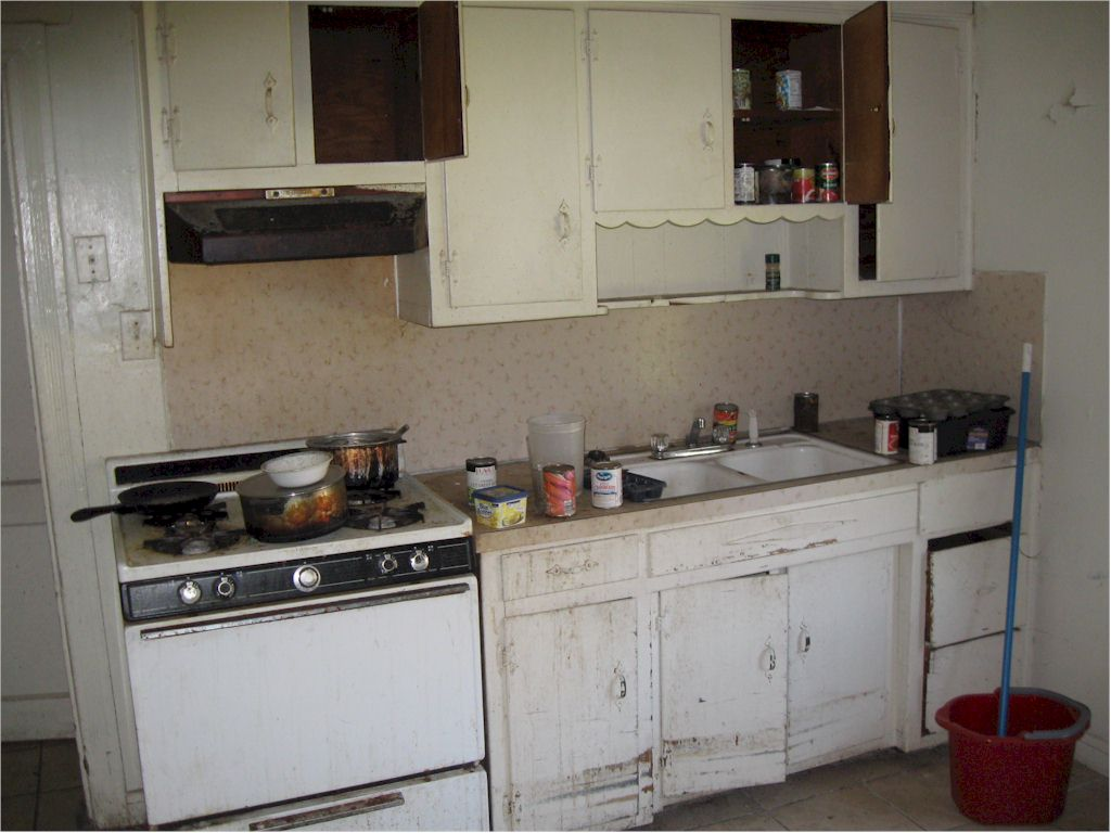 Lower Left Kitchen