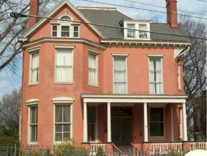 The John Hamilton Cosby Home