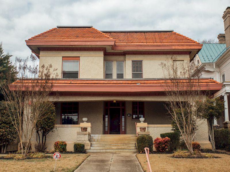 The Swain House