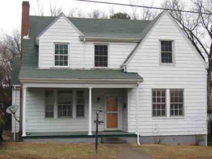 The Jones - Thompson House