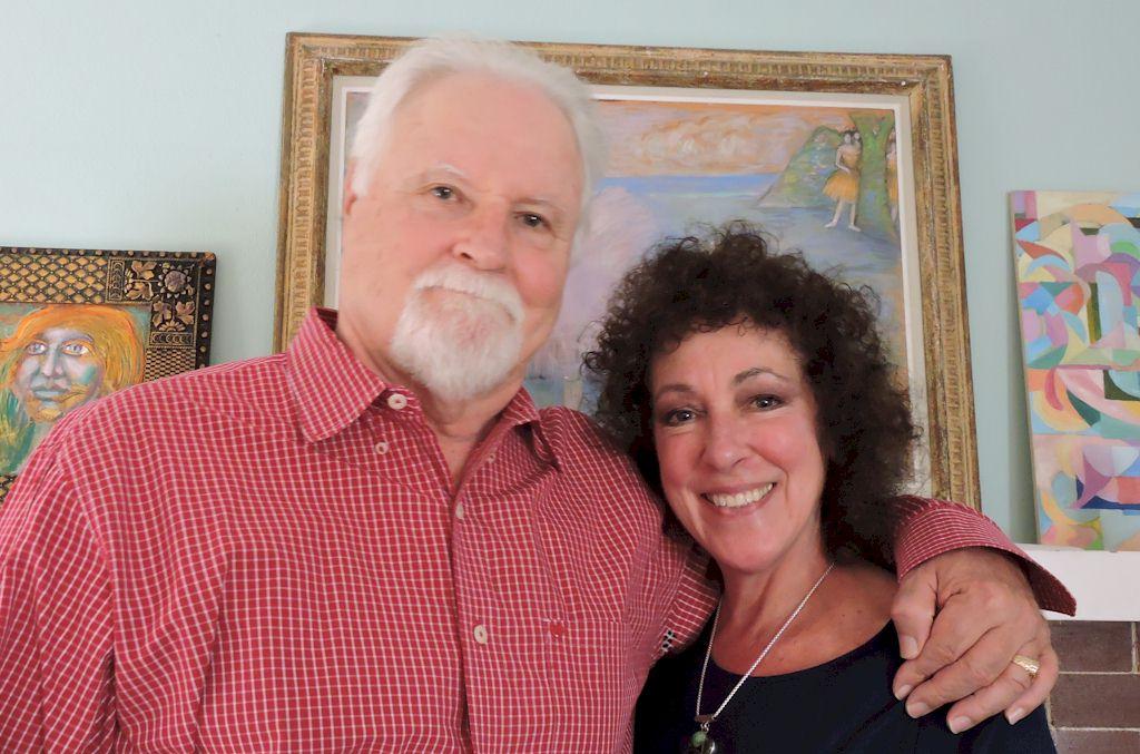 Kevin and Melanie Vaughan