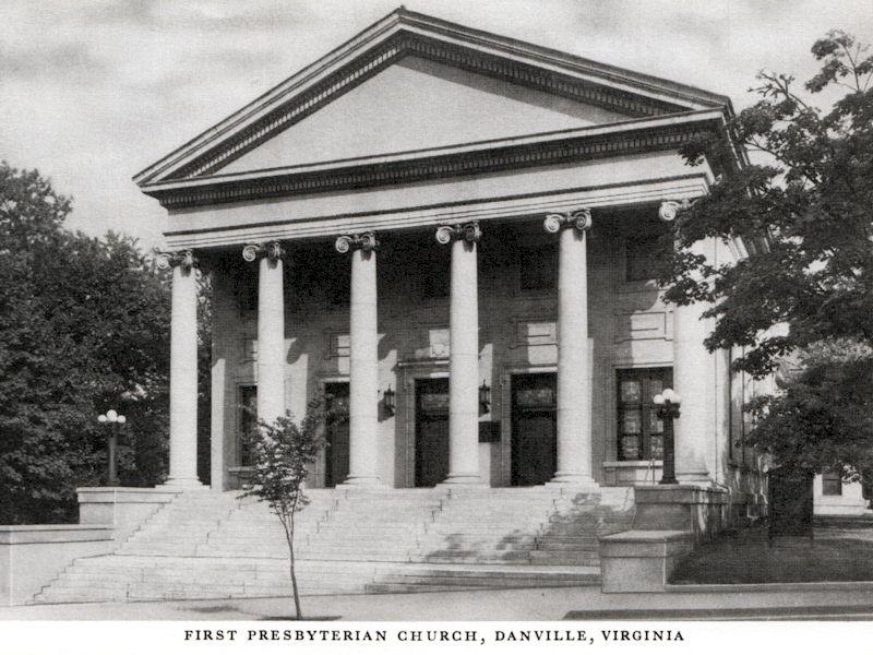 First Presbyterian History