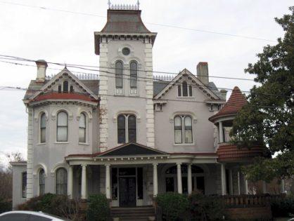 The James G. Penn House
