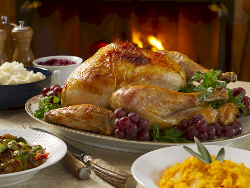 Thanksgiving in Danville
