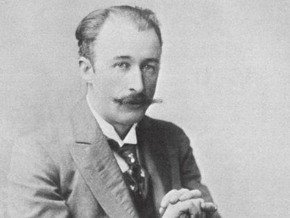 Frederick Theodore Albert Delius, CH