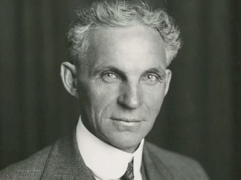 Henry Ford's Three Dreams