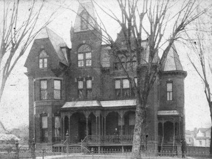 The Sublett-Miller House