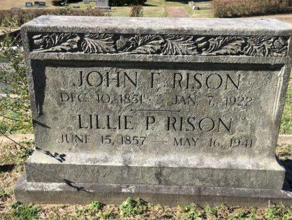 John Foster Rison