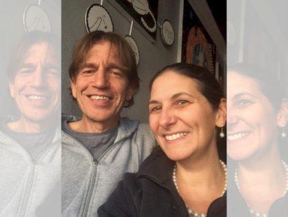 Tom Belles and Carla Minosh