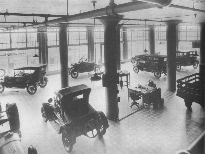 Danville and the Automobile