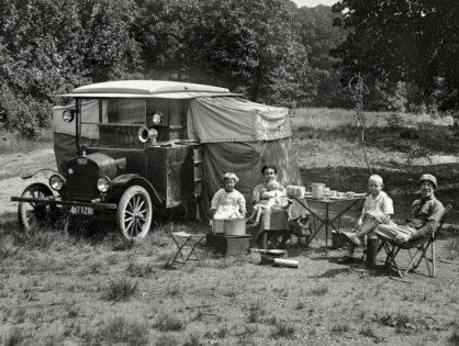 The Danville Tourist Camp