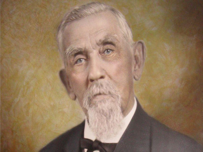 Mayor Harry Wooding