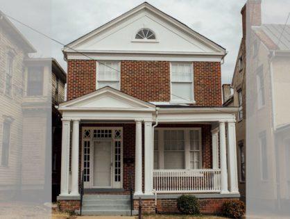 The Laban Silverman House
