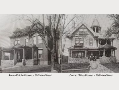 The Pritchett and Conrad / Dibrell Mansions