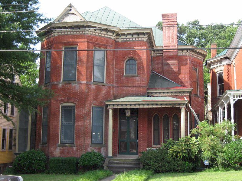 The Albert Gerst House
