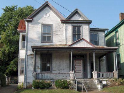 The Booth-Wyatt House