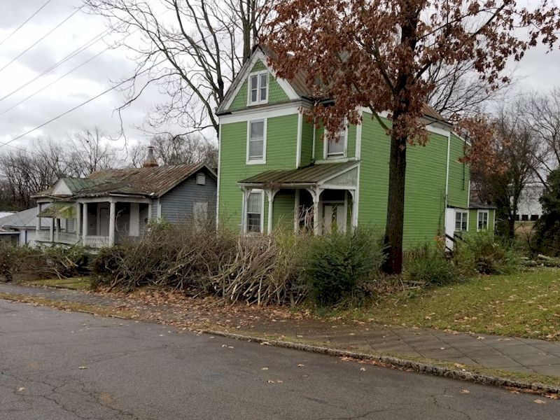 Pine Street Improvement Project