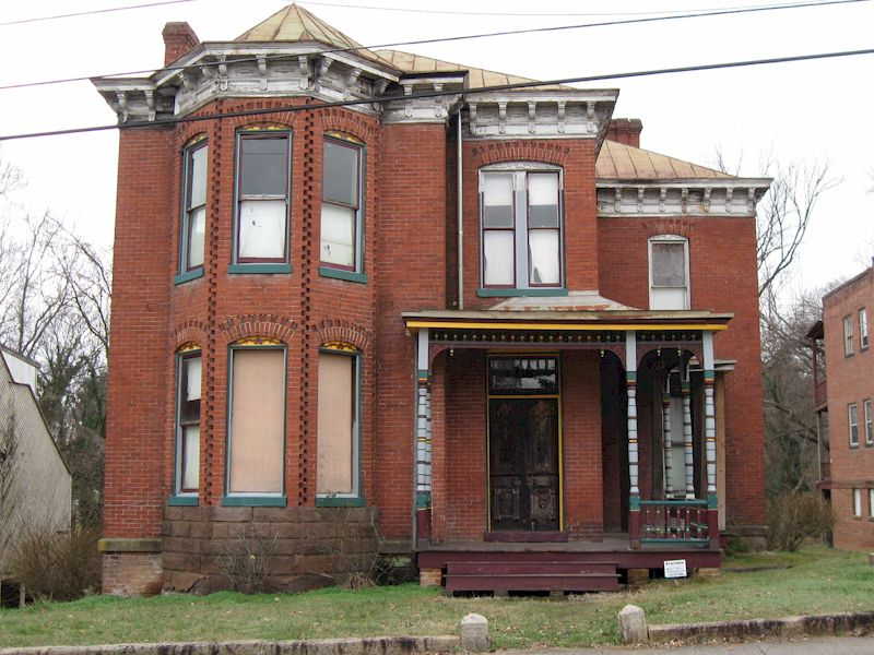 The Clarke House