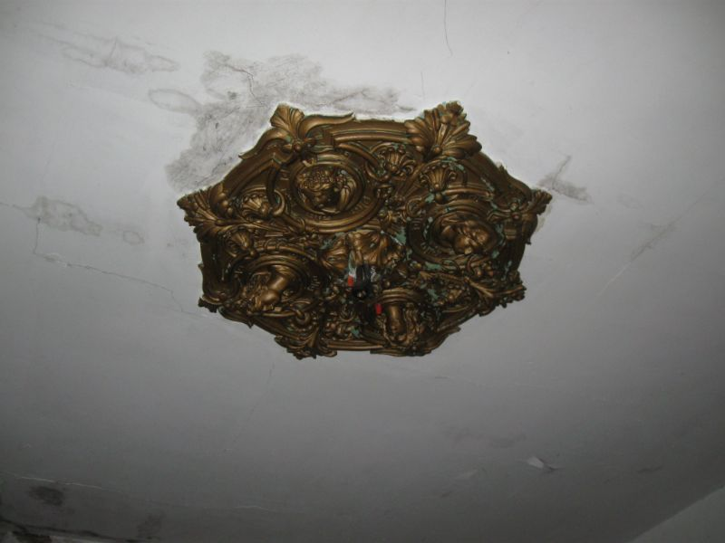 Front Parlor Medallion