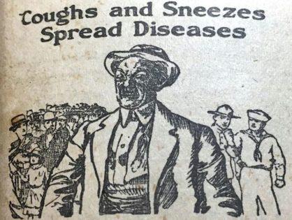 Dread & Death, 1918