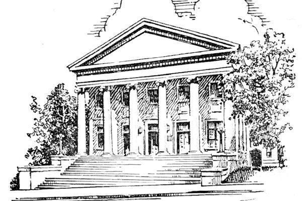 First Presbyterian Church ca. 1911
