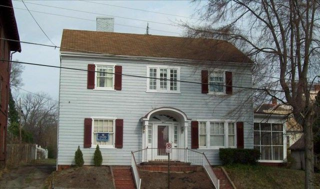 The Carrington-Patrick House