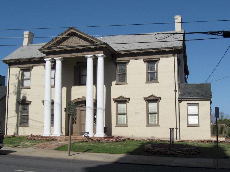 The Lanier-Wyllie House