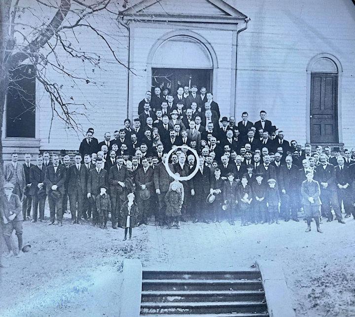 The Ridge Street Tabernacle