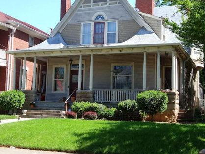 The Averett-Dickenson House