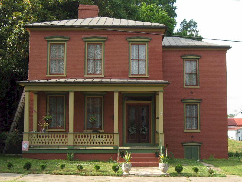 The S. H. Holland House
