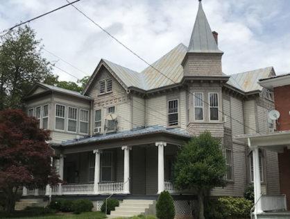 The Copeland House