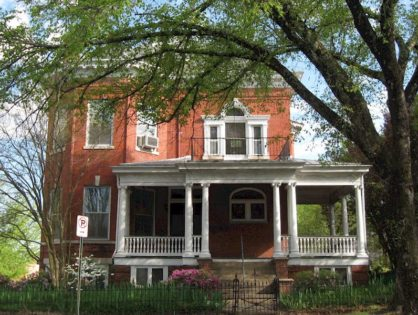 The Dr. Bruce James House