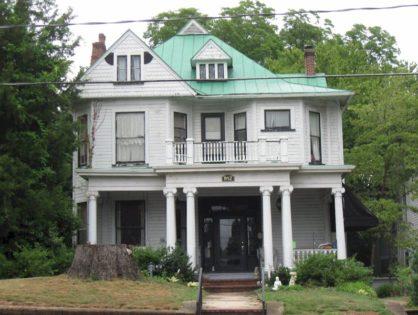 The Cherry House