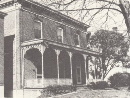 The Venable House
