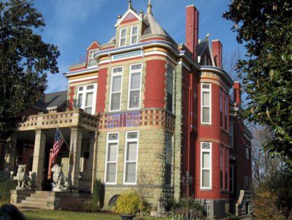 The W. F. Patton House